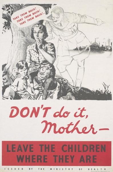 Don T Do It Mother Leave The Children Where They Are Eng 410